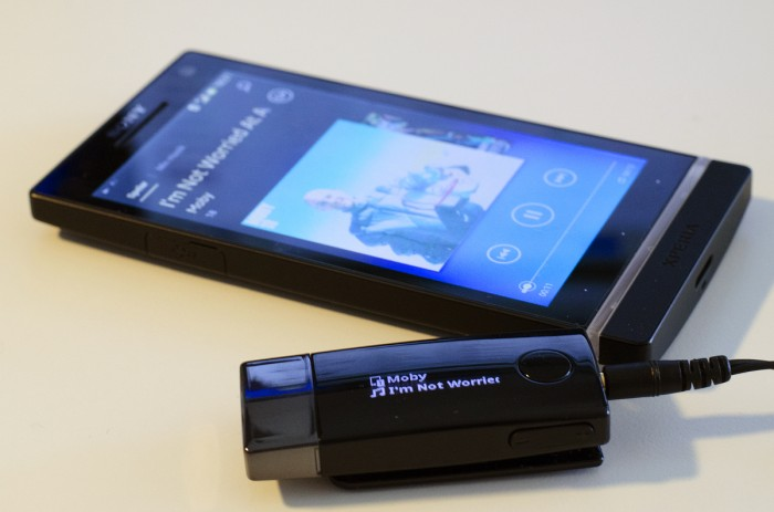 Sony MW1 in action