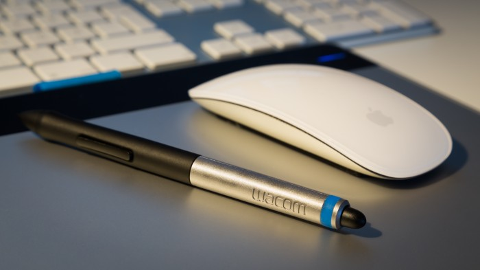 Wacom Intuos Pen & Touch M