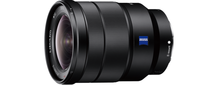 Sony FE 16-35 mm f/4 ZA OSS