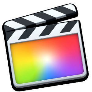 Apple Final Cut Pro X logotyp